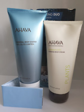 Ahava Body Firming Duo Kit For Cellulite Control