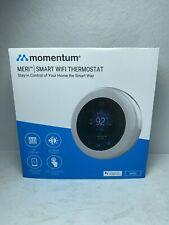 Momentum Meri Smart WiFi Thermostat (Model #: MO-STAT01) - NEW & SEALED
