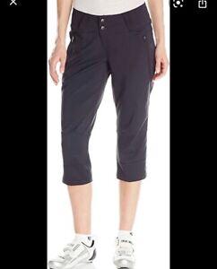 Pearl Izumi Summit Capris Knickers Knee length mountain biking pants women's Med