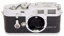 LEICA M3 - 35mm Rangefinder by E. LEITZ Wetzlar Made in 1955 EARLY Production!