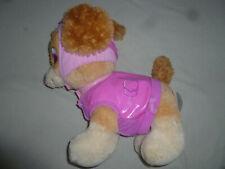Build A Bear Paw Patrol Skye Stuffed Animal W Outfit Talking Plush Nickelodeon