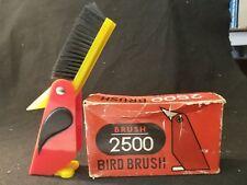 Vintage BIRD BRUSH 2500/ Bird Lint Brush (12D)