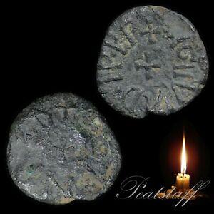 WIGMUND COENRED. Styca. Kings of Northumbria. Metal detecting find. 19g SB