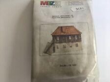 Stellwerk Ahrenburg - Lasercut Bausatz von MBZ 12127