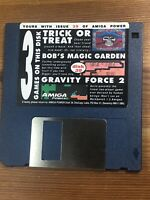 Amiga Power Magazine cover disk 39 Trick Or Treat Bobs Magic  TESTED WORKING