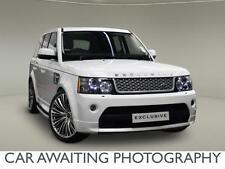 2011 61 Land Rover Range Rover Sport 3.0SDV6 Autobiography Sport 5dr 4WD