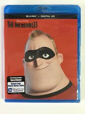 The Incredibles Blu-Ray + Digital! Brand New Sealed!