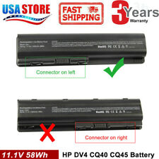 Battery for Hp Compaq Presario Cq40 Cq45 Cq50 Cq60 Cq61 Dv4 485041-001 Laptop Cg