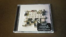 THE MAGIC NUMBERS CD VG cond 12 tracks DEBUT ALBUM