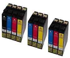 10 Patronen Tinte für EPSON STYLUS BX305F BX305FW SX125 SX420W SX130 SX425
