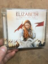 Elizabeth The Golden Age CD Soundtrack Score Music Craig Armstrong AR Rahman OST