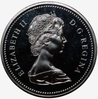 1974 Canada Silver Dollar $1 - Winnipeg - .500 Silver - OGP - Prooflike