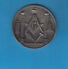 Médaille Maçonnique Jérusalem Masonic medal from Jérusalem