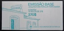 Portugal 1988 Architecture Booklet. SG SB46. MNH.