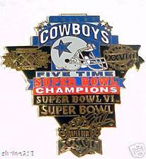 3ce9d0276 Super Bowl Dallas Cowboys NFL Fan Pin, Buttons for sale | eBay