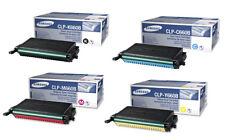Samsung Toner CLP-K660B C660B M660B Y660B CLP-610 660 CLX-6200 original verpackt