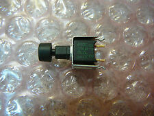 APEM Subminiature Washable Momentary Pushbutton Switch Sgl Pole**NEW** 1/PKG
