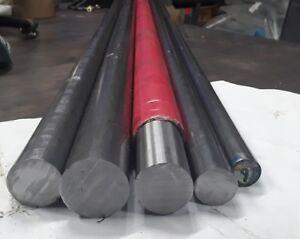 12.7mm 1/2 inch diameter x 300mm long 4140 (CrMo) steel ground ROUND bar
