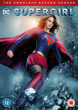 Supergirl Season 2 DVD 2017 - Posted From UK