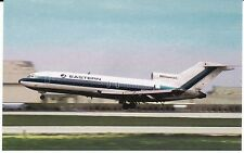 """""""Eastern Airlines Boeing 727"""" Aircraft Postcard  * FREE US SHIPPING"""