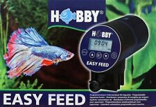 Hobby Easy Feed Programmable Automatic Feeder for Aquariums