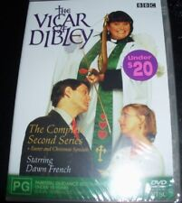 Vicar Of Dibley Second Series 2 (Dawn French) (Aust Region 4) DVD – New