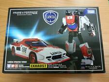 Takara Tomy Transformers Master Piece MP-23 Lancia Stratos Turbo EXHAUST