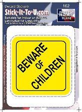 Beware Of Children – Decal Sticker Funny