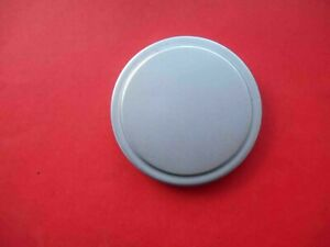 """Russian Early metal Lens cap for lens Helios 44 """"silver"""""""