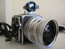 Hasselblad Super Wide C w/Biogon 38mm Lens SWC Strap/Hood/120 back + Finder