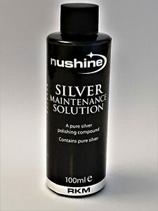 SILVER CLEANING MAINTENANCE SOLUTION - RENOVATE YOUR CUTLERY