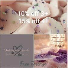 💕 Wax Melts(8x) Hearts or Snap Bar-120+fragrances- 💕 Perfume/Fresh/Bakery 💕