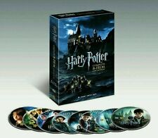 New Harry Potter Complete 8-Film Collection Dvd Set ,Free Shipping