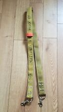 Fire Hose Firefighter Radio Strap 68""