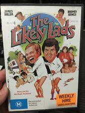 The Likely Lads (movie) ex-rental region 4 DVD (1976 British comedy film) RARE