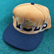 New ListingVtg 90S Tennessee Vols Volunteers Graffiti Spellout Block Snapback Hat Ncaa Tow