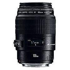 Objetivos macros Canon para cámaras Canon