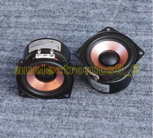 NEW 20W 4Ohm 2.5Inch Power Amplifier Speaker HIFI High Sensitivity Home Audio