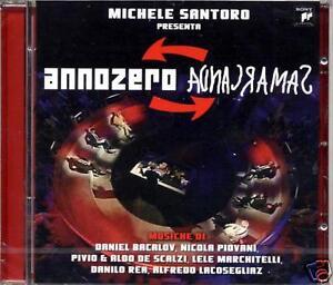 ANNOZERO SAMARCANDA - CD NUOVO SIGILLATO BACALOV PIOVANI