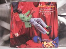 COSMETIC WITH JAMAALADEEN TACUMA - SO TRANQUILIZIN' - LP NEAR MINT COVER VG+