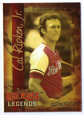 Rochester Red Wings Cal Ripken Jr baseball trading card SGA rookie uniform