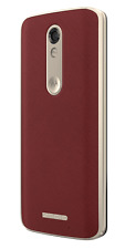 FACTORY SEALED Motorola Droid Turbo 2 64Gb Red Saffiano Leather/ Black(Unlocked)