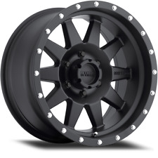 "METHOD Wheels Model# MR30189055518 18x9"" Matte Black Wheel 5x5.50 +18 Offset"