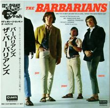BARBARIANS-S/T-JAPAN MINI LP CD BONUS TRACK C94