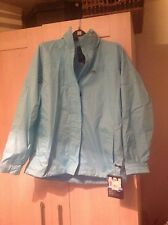 Woman's Trespass Rain Jacket Size L