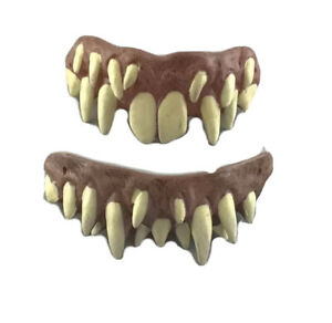 Pennywise Fang Teeth Evil IT Clown Halloween Accessory Trick Or Treat Studios