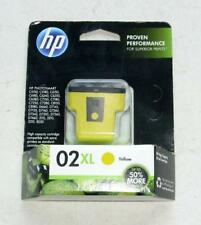 HP O2-XL YELLOW PRINTER INK CARTRIDGE BRAND NEW IN PACKAGE C8732WN