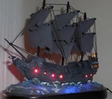 Disney Pirates of the Caribbean Black Pearl Light up ship