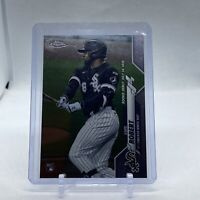 2020 Topps Chrome Update Luis Robert RC Rookie Debut #U58 Chicago White Sox