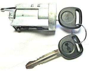 NEW For Hummer H3 2006-2010 Ignition Lock Cylinder W/2 Hummer H3 OEM Logo Keys